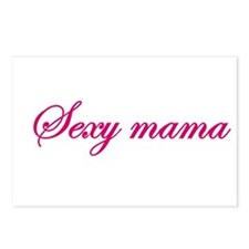 Sexy Mama Postcards (Package of 8)