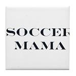 Soccer Mama Tile Coaster