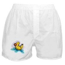 YELLOW DUCKY Boxer Shorts