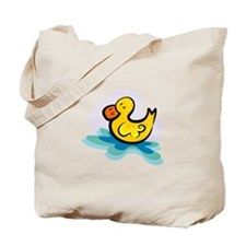 YELLOW DUCKY Tote Bag
