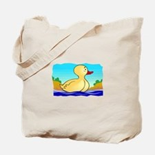LITTLE YELLOW DUCKIE Tote Bag