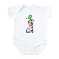 LAME DUCK Infant Bodysuit