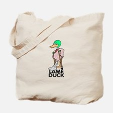 LAME DUCK Tote Bag