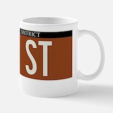 43rd Street in NY Mug