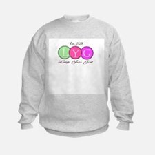 Leap Year Girl Sweatshirt