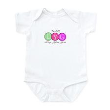 Leap Year Girl Infant Bodysuit