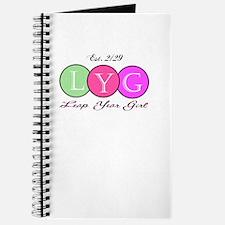 Leap Year Girl Journal
