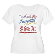 Incredible At 88 T-Shirt