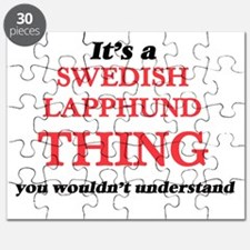 It's a Swedish Lapphund thing, you woul Puzzle