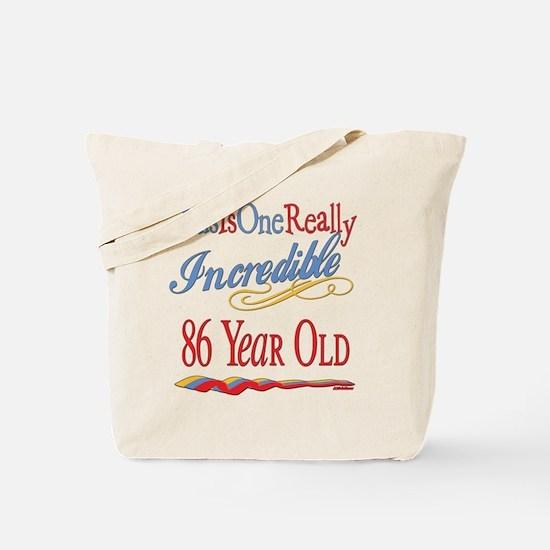 Incredible At 86 Tote Bag
