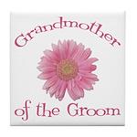 Daisy Groom's Grandmother Tile Coaster