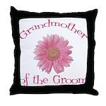 Daisy Groom's Grandmother Throw Pillow