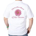 Daisy Groom's Grandmother Golf Shirt