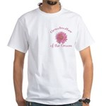 Daisy Groom's Grandmother White T-Shirt