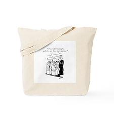 FA Stare Tote Bag