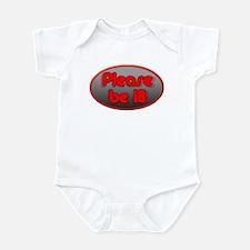 Please be 18 Infant Bodysuit