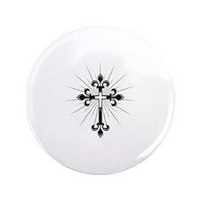 "Unique Orthodox 3.5"" Button (100 pack)"
