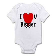 I love you bigger Onesie
