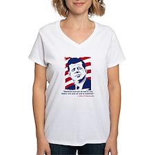 JFK Quotation Shirt