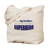 Big brother Canvas Totes