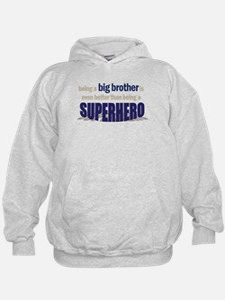 big brother t-shirt superhero Hoodie
