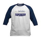 Brother superhero Baseball Jersey