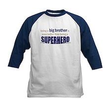 big brother t-shirt superhero Tee