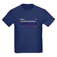 big brother t-shirt superhero T