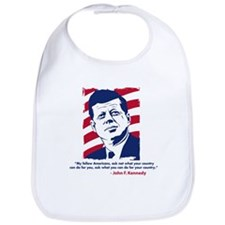 JFK Inspires Bib