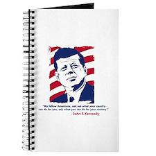 JFK Inspires Journal