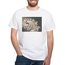 """Bailarina"" Fractal Art Shirt"