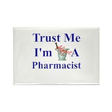 Trust Me...Pharmacist Rectangle Magnet