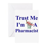 Trust Me...Pharmacist Greeting Cards (Pk of 10)