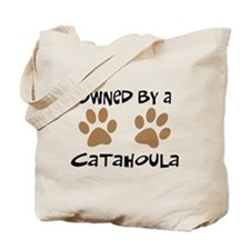 Owned By A Catahoula Tote Bag