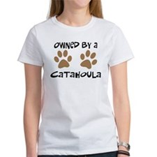 Owned By A Catahoula Tee