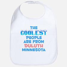 Coolest: Duluth, MN Bib