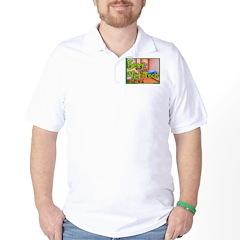 Sexy Vet Tech Golf Shirt