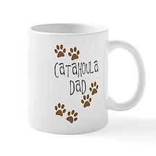 Catahoula Dad Small Mug