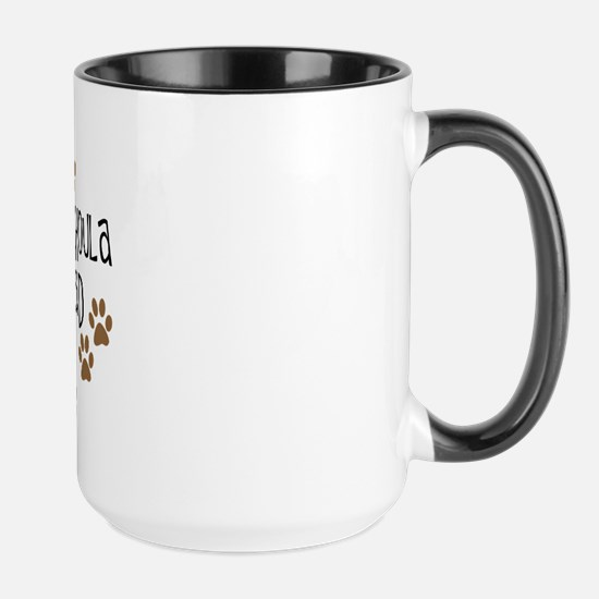 Catahoula Dad Large Mug