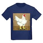 Cornish/Rock Hen Kids Dark T-Shirt