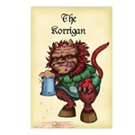 Korrigan Postcards (Package of 8)