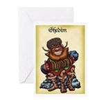 Shedim Greeting Cards (Pk of 10)