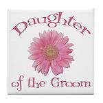 Daisy Groom's Daughter Tile Coaster