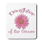 Daisy Groom's Daughter Mousepad