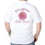 Daisy Groom's Daughter Golf Shirt