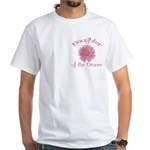 Daisy Groom's Daughter White T-Shirt