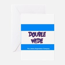 Double Wide Greeting Cards (Pk of 10)