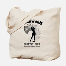Unique Hilarious golfing Tote Bag