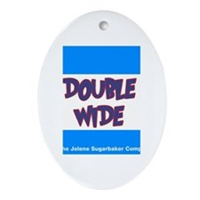 Double Wide Keepsake (Oval)