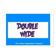 Double Wide Postcards (Package of 8)